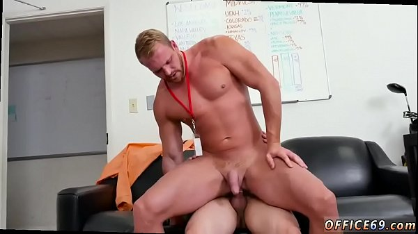 First anal, At work