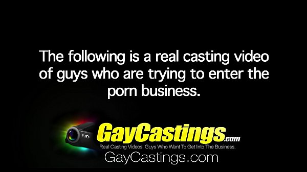 Cast, Anal casting