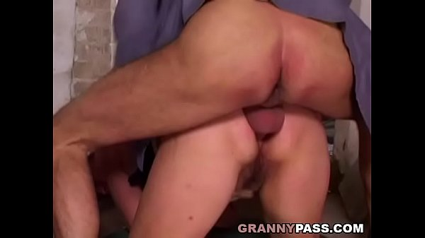 Granny anal, Hairy mature, Grandma porn, Hairy anal, Granny anal sex, German bbw
