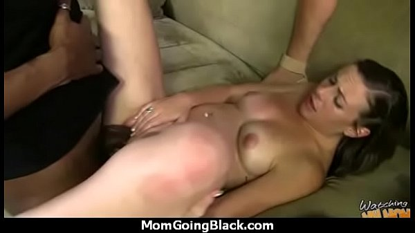 Mom hot, Interracial