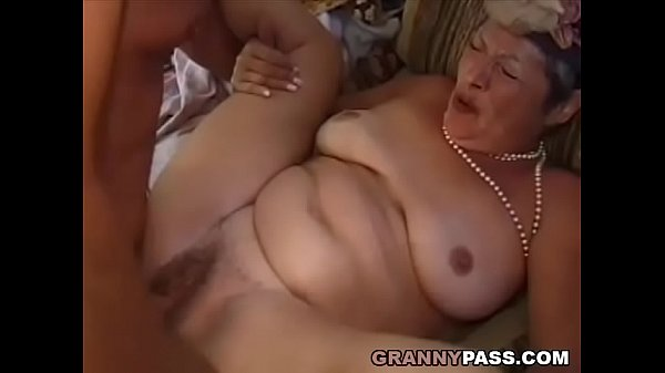 Granny, Grandma porn, Old young, Old women