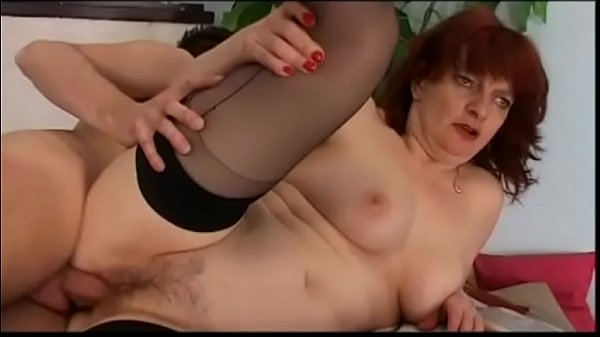 Mature handjob, Mature and boy, Big tits