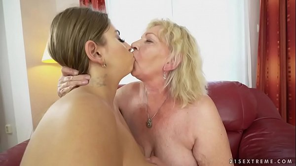 Old mom, Teen girl, Mom mature
